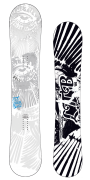 LTB EELS WHITE wmn snowboard