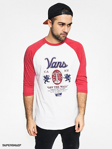 triko VANS Cold One Raglan 3/4